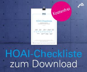 HOAI Checkliste